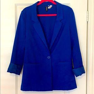 Royal Blue Blazer H&M